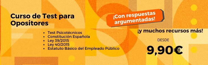 Prepárate con nuestro curso gratis de Constitución Española para cualquier oposición